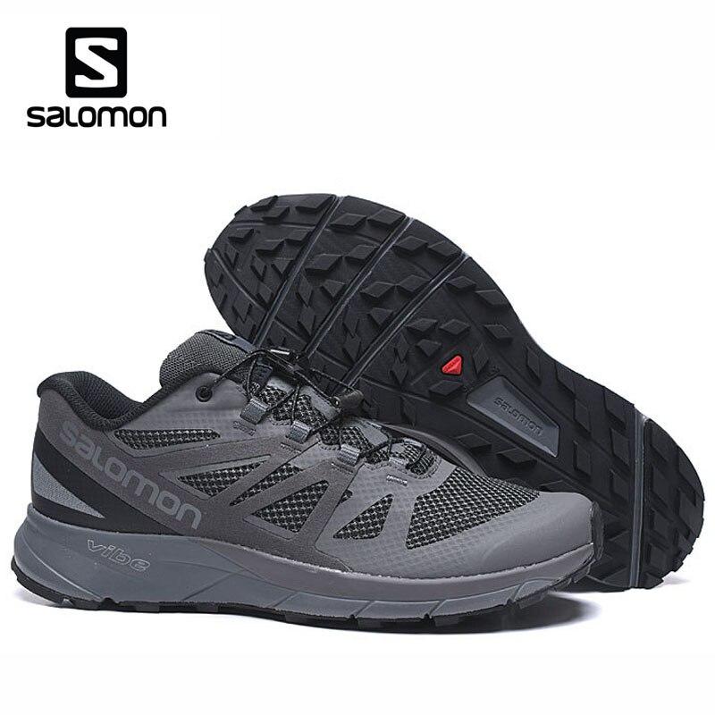 Уличная Спортивная обувь Salomon Sense Ride, мужские беговые кроссовки для бега, прогулочная Спортивная обувь Salomon Speedcross 7, Оригинальные кроссовки