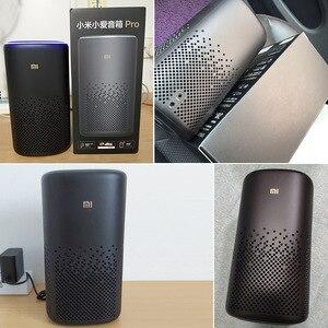 Image 5 - Оригинальный Bluetooth динамик Xiaomi Xiaoai Pro AI Bluetooth 4,2 сетчатый шлюз объемный звук умный пульт дистанционного управления с приложением Mijia