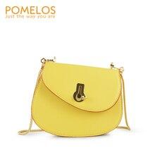 POMELOS Crossbody Bags For Women Fashion Mini Messenger Shoulder Bag Luxury Handbags Women Bags Designer High Quality PU Leather недорго, оригинальная цена