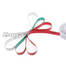 BMI ciało indeks masy chowana taśma 150cm miarka kalkulator dieta utrata masy ciała tanie tanio OOTDTY Maszyny do obróbki drewna 1 5 M Z tworzywa sztucznego 1A60052
