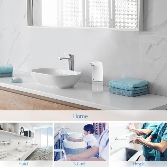 SNAPTAIN - Bezdotykový dávkovač mydla 2