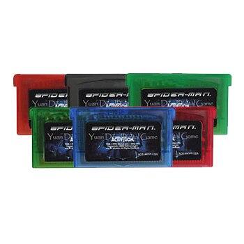 32 Bit Video Game Cartridge Console Card Spider Man English Language US Version