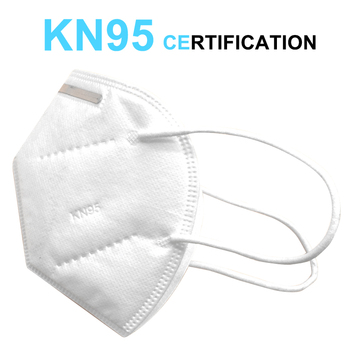 10pcs KN95 mask KN95 protective mask dust mask flu facial template ffp2 Pm2.5 mask