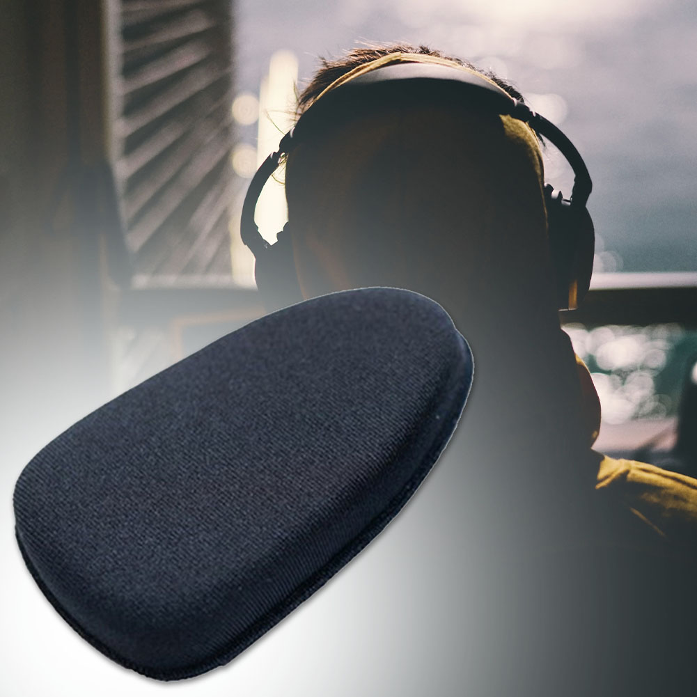 Soft Headband Pad Professional High Density Sponge Solid Headphone Cushion Replacement Parts Protective For Audio Technica ATH