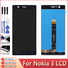 AAA Quality For Nokia 3 N3 TA 1020 1028 1032 1038 LCD Display Touch Screen Digitizer Assembly Replacement Free Tools