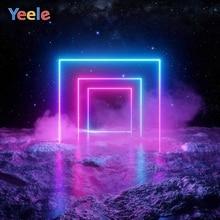 Yeele מסיבת שיחת וידאו להלקות שלב אור קרנבל צילום תפאורות אישית רקע צילום עבור תמונה סטודיו