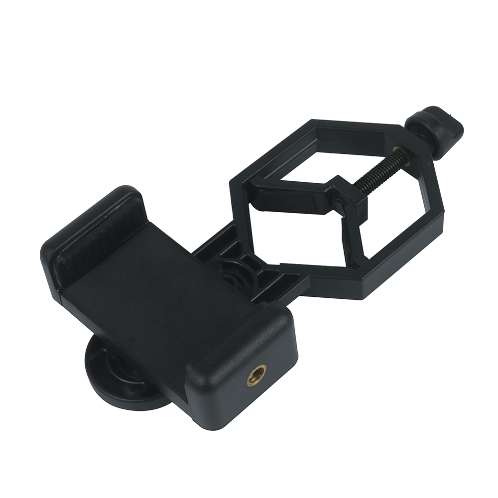 Universal Plastic Telescope Smart Phone Adapter Mount For Binocular Monocular Spotting Scope Telescopi