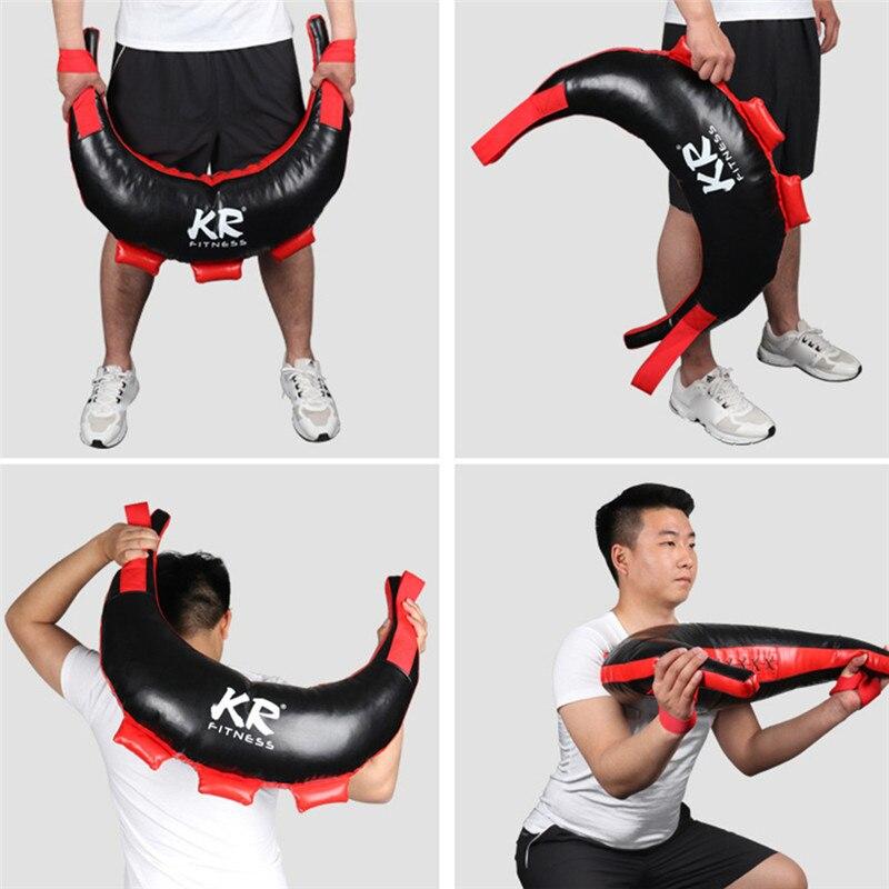 força exercício saco de areia treinamento de boxe fitness hx02