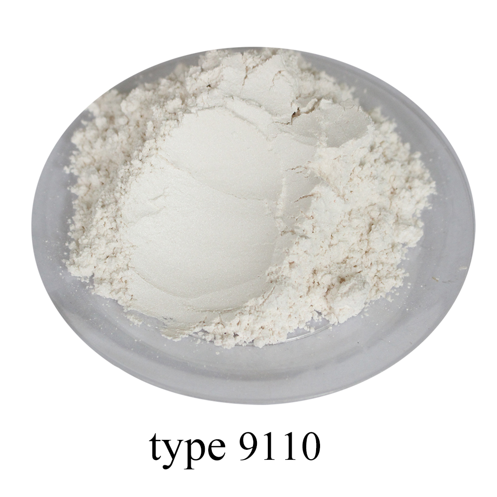 Crystal Silver White Pearl Powder Pigment Mica Powder DIY Dye Colorant For Nail Polish Soap Automotive Art Craft 50g Mica Powder