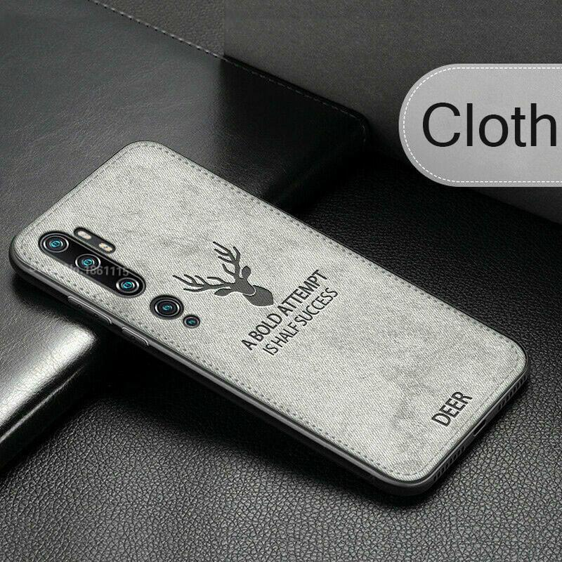 Classic Cloth Matte Skin Soft Fabric Phone Case Made Of Cloth Material And Soft TPU Material 4