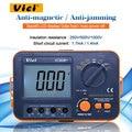 Vici VC60B + digitale Isolierung Widerstand meter Tester Megohmmeter Ohmmeter Voltmeter DVM 1000V 2G w/Lcd hintergrundbeleuchtung-in Widerstands-Messgerät aus Werkzeug bei