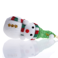 Счастливое Рождество милый снеговик украшения фестиваль Рождественская елка висячие украшения 634E