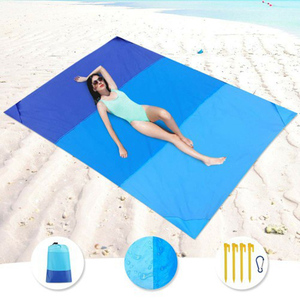 200x210cm Pocket Picnic Waterp