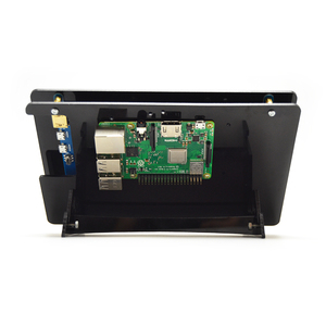 Image 3 - Raspberry Pi 7 Inch LCD Touch Screen Case high quantity black and white Screen Case ,only include the case