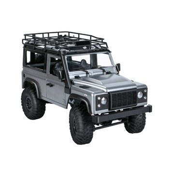 2.4G Four-wheel Drive Climbing Vehicle 4WD Rechargeable Battery Crawler 1/12 LED Lights Vehicle Off Road RC Car фото