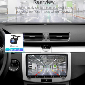 Автомобильный мультимедийный плеер 2 Din с радио, android 8,0 для VW Volkswagen Golf Polo Tiguan Passat b7 b6 SEAT leon Skoda yeti Octavia