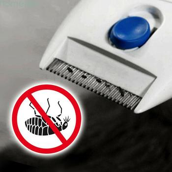Pet Flea Lice Cleaner Comb Electric Dog Flea Cleaning Brush Anti Flea Dog Comb Electronic Lice Comb for Cats Dogs Pet Supplies 3