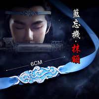 Die untamed keychain Wei Wuxian Yin Hu Fu Lan Wangji moe GongLing lange quaste glocke Großmeister von Dämonische Anbau metall