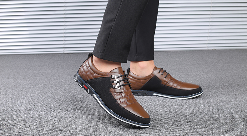 H3c7d1f03b02c402eb93263cc7ad6c51fr Design New Genuine Leather Loafers Men Moccasin Fashion Sneakers Flat Causal Men Shoes Adult Male Footwear Boat Shoes