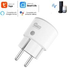 Neo Coolcam Frankrijk Smart Plug Ondersteuning Amazon Alexa Google Thuis, Ifttt Afstandsbediening Wifi Schakelaar Mini Stopcontact Timer