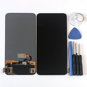 Image 5 - M & Sen pantalla LCD Original Amoled de 6,39 pulgadas para Huawei Honor Magic 2, con huella dactilar y Digitalizador de Panel táctil para Honor Magic 2