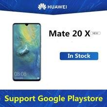 Globale Version Neue HuaWei Mate 20 X EVR-L29 Mobiltelefon 7.2