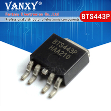 10 шт. BTS443P TO252 BTS443 TO 252 SMD