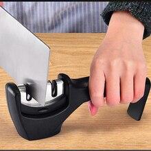 Sharpening artifact sharpening knife stone household kitchen open edge grinding scissors multi