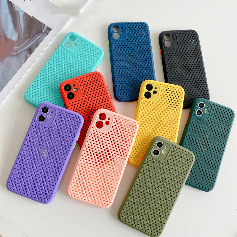 Capa para iphone 11 pro x xr xs max 6s 7 8 plus se de cor contrasta suave tpu para iphone 11 xs