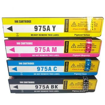 Befon HP975A HP975X 975A Re-manufactured Ink Cartridge for HP 352dw 377dw 452dw 452dn 477dn 77dw 552dw 577z 577dw P55250dw P5775 фото
