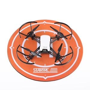 Image 3 - Plataforma de aterrizaje para Dron DJI Spark, accesorios para Mini Dron, delantal de estacionamiento de escritorio impermeable, amortiguador de bujía plegable de 25cm