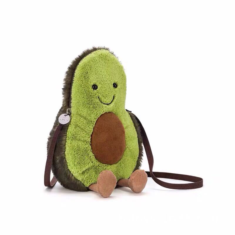 Popular 15CM Approx. Plush Toy Bag , Plush Cover Coin BAG Purse Design Keychain Plush Toy