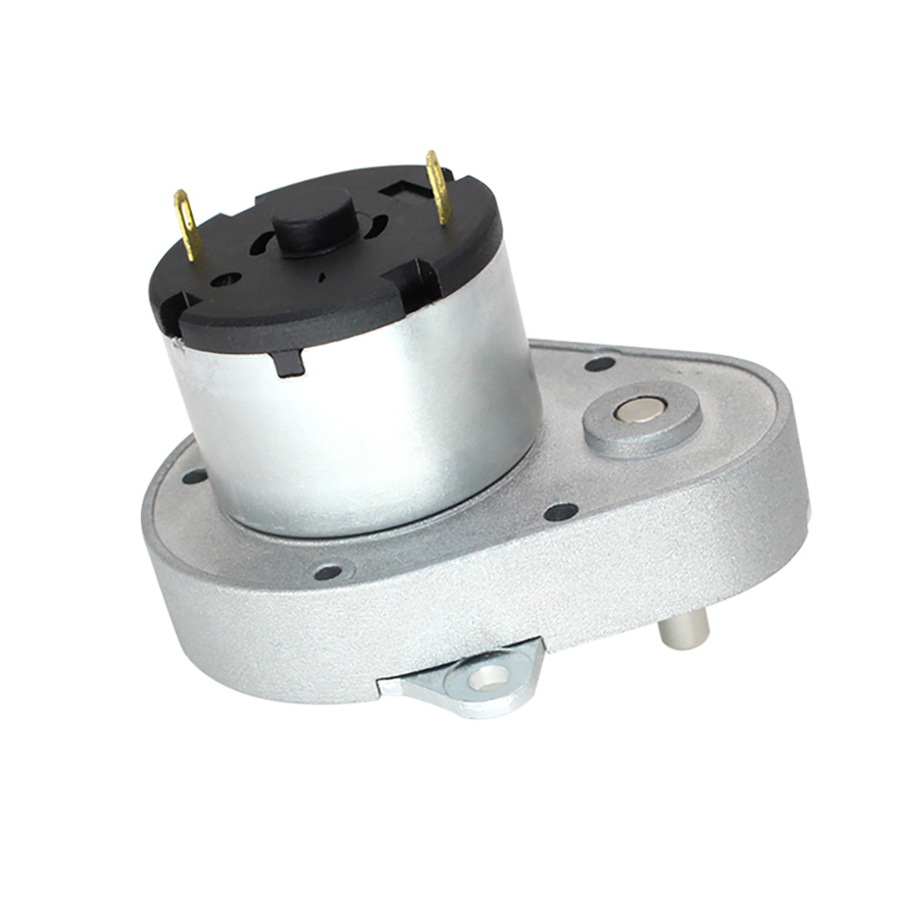 CHE-48GE-520 DC 12V 28rpm 1: 225 Ratio Micro Permanent Magnet Reduction Gear Motor