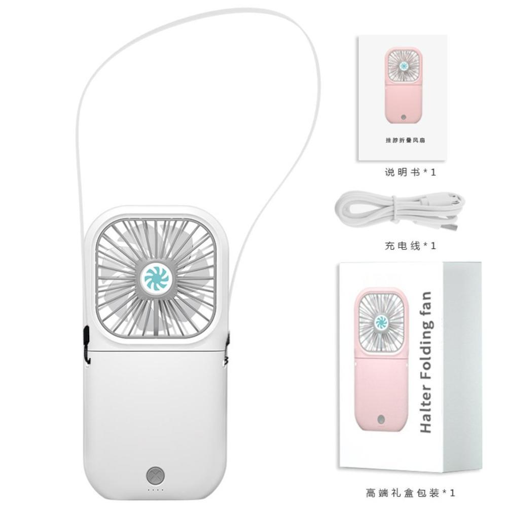 Ventilateur pliable portatif de Mini ventilateur pour la vitesse réglable de bureau à la maison