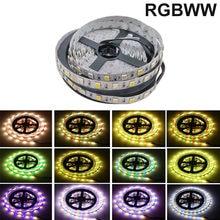 5M 10M 15M RGBWW LED Light Strip RGB Tape Waterproof Diode Neon Ribbon Flexible For Decoration