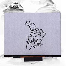 Paint Buddha-Board Reusable with Water-Brush Stand Release-Pressure Relaxation Relaxation