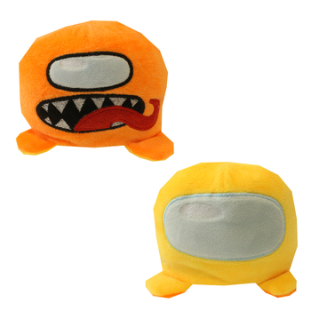 Among Us Flip two-sided Plush Toys Animal Among Us Game Stuffed Doll Kawaii Hot Sale Soft Among Us Plush Stuffed Doll Toys 3