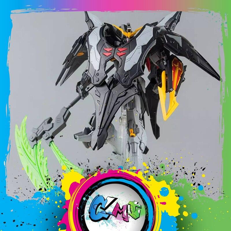 CMT 在庫 DM 1/100 MG デスサイズ地獄テレビ。版モデルキットアニメおもちゃフィギュア  グループ上の おもちゃ & ホビー からの アクション & トイ フィギュア の中 1