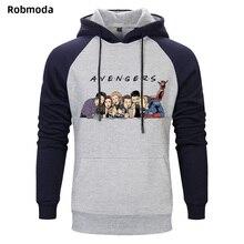 2019 New high quality Marvel The Avengers 4 Endgame Hoodies Men Hooded End Game hooded Sweatshirt Jacket Fleece hoodie