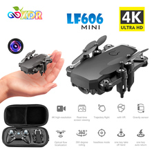 RC Quadcopter Foldable Mini Drone Helicopter With 4K / 1080P HD Wide Angle Camera With Altitude Hold 3D Flips Function WIFI FPV