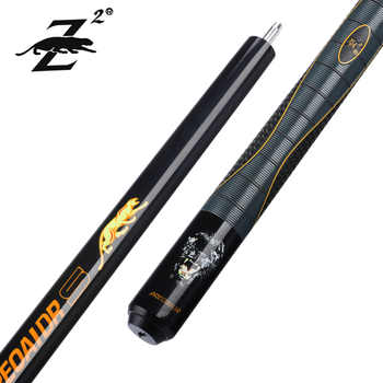PREOAIDR 3142 BK Series Billiard Pool Cue Rubber Handle Pool Cues Stick Kit 12.75mm /11.5mm Tip Stick Kit Professional