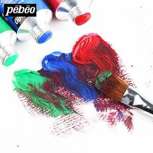 Pebeo XL Studio Oil Colour Paint 200ml for Artists Huile Fine Link 3
