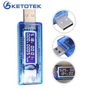 USB Battery Charger Tester 3-9