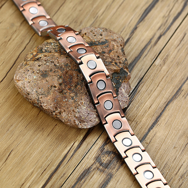 Copper Magnetic Therapy Healing Bracelet