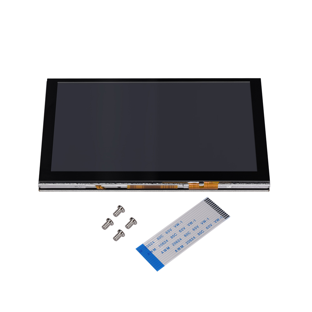 cheapest BIGTREETECH PITFT50 V1 0 Touch Screen 5 inch DSI 800 x 480 Capacitive Screen LCD Display for Octoprint Raspberry Pi 4 3B Plus 2B