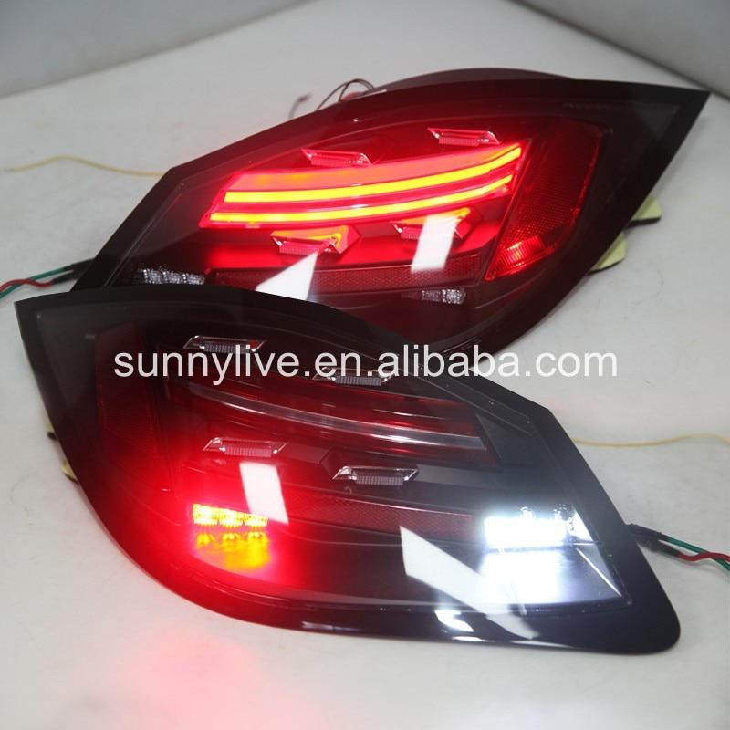 For Porsche Cayman 987.2 LED Tail Lamp LED Rear Light 2009-2012 SN