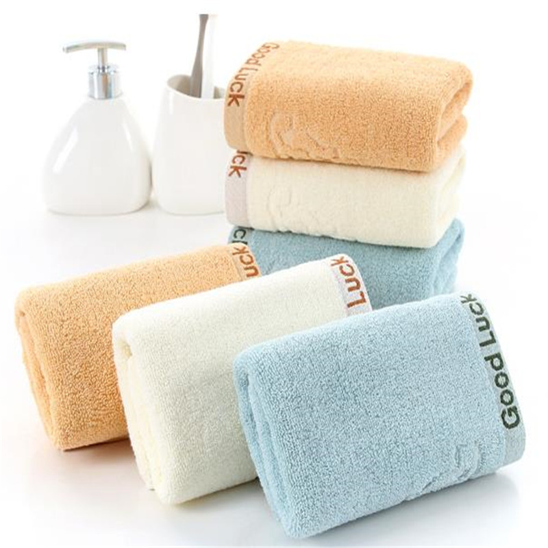 At The Gift Of Jacquard Towel Custom Logo Advertising Sales Promotion Commodity 0002A