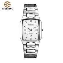 STARKING Men Japanese movement Quartz Watches Businessmen 2016 Arrival Fashion Casual Famous Brand Stainless Steel Watch BM0605