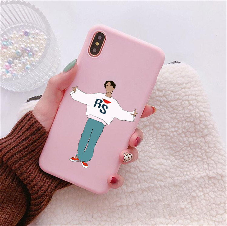 BTS Kawaii Phone Case for iPhones