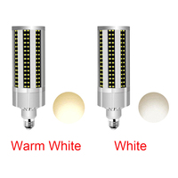 New High Power 50W 54W 60W Spiral LED E27 Aluminum Lamp Body Workshop Factory Warehouse Illumination Lamp Led Bulb Corn Light